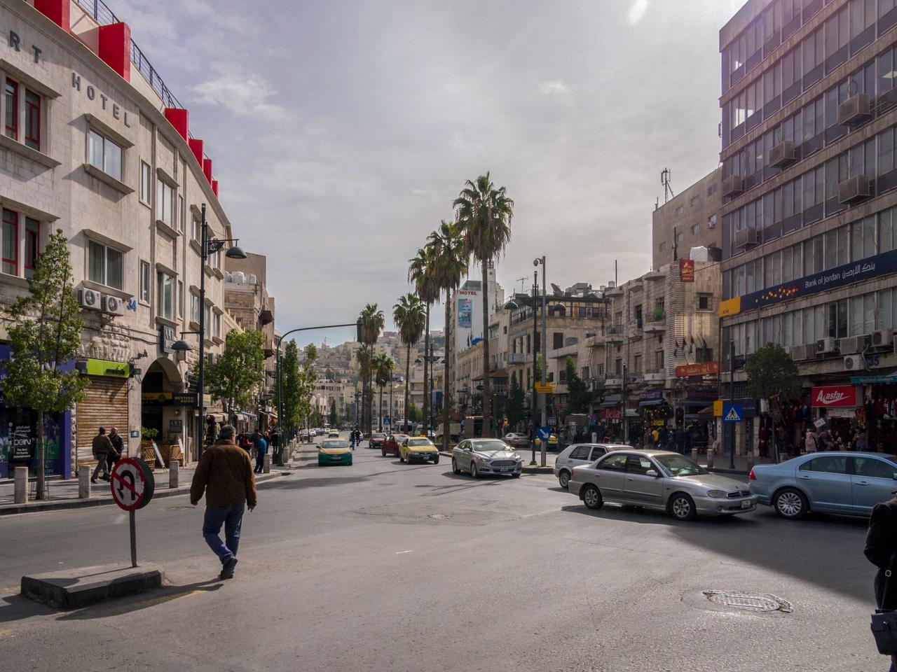 Amman Innenstadt